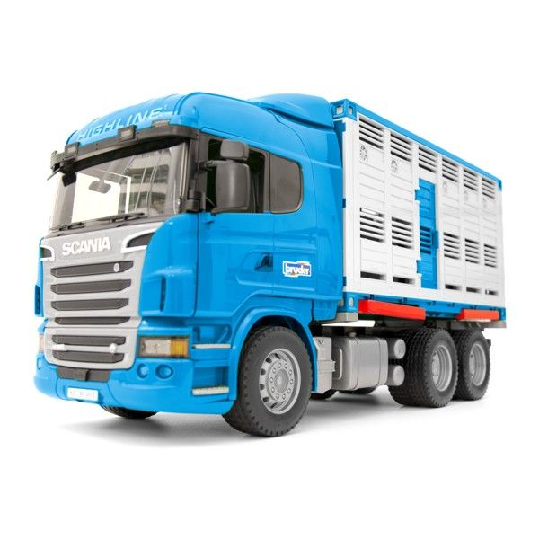 Scania R-Serie Tiertransport-LKW