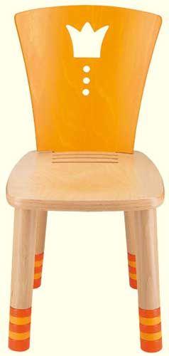 Stuhl Gartenlaube