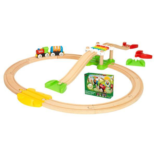 Erstes Brio Bahnspiel Set
