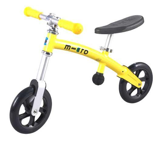 G-Bike yellow