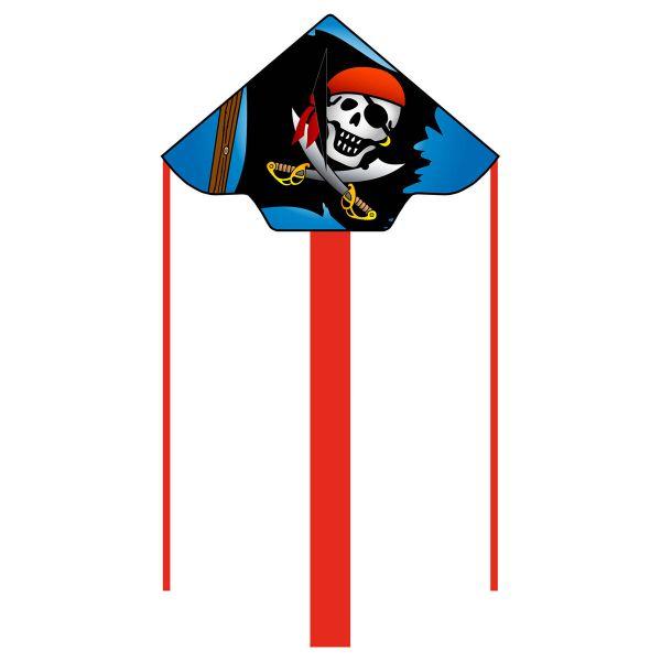 Drachen Simple Jolly Roger