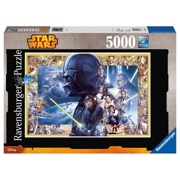 Puzzle Star Wars Saga XXL