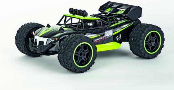 1:16 Buggy Green 2.4 GHz BO batteriebetrieben
