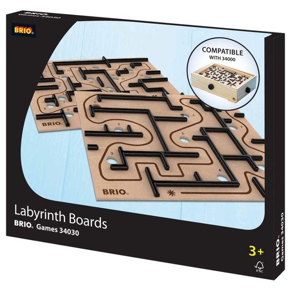 Labyrinth Ersatzplatten
