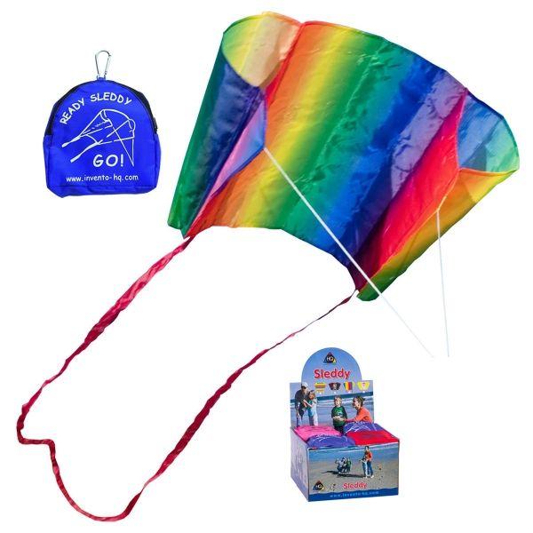 Drachen Sleddy Rainbow