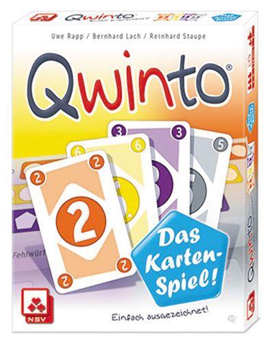 Qwinto - Kartenspiel (d)