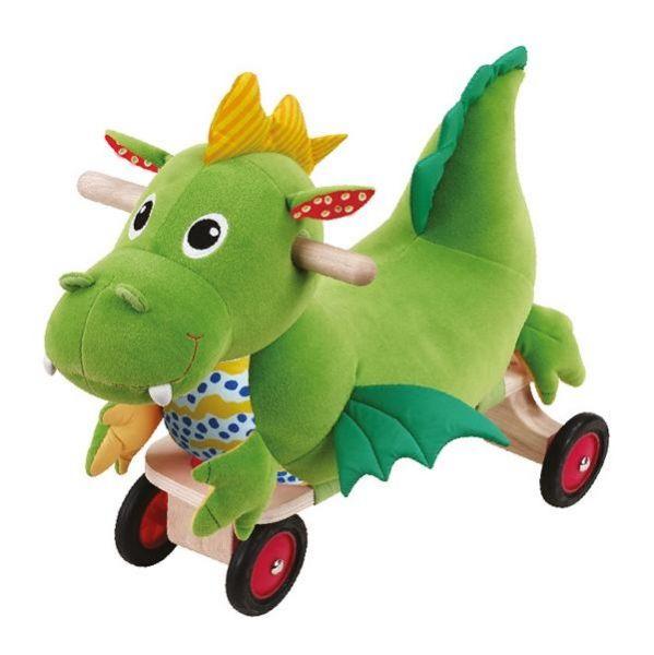 Puffy Dragon
