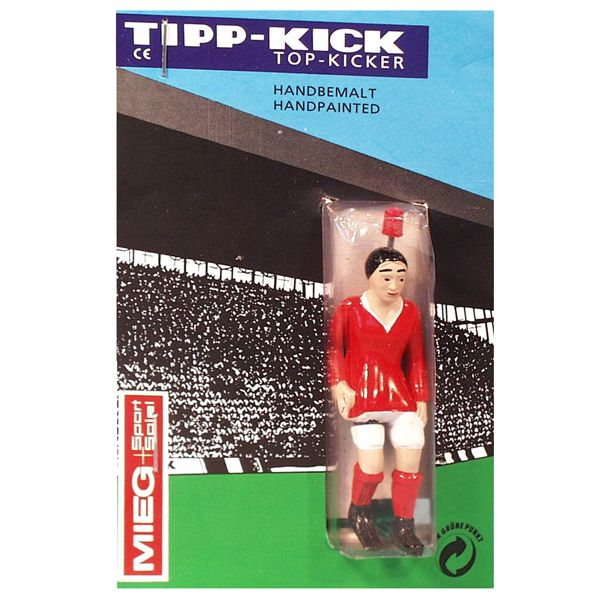 Top-Kicker rot 8cm