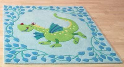 Teppich Märchendrache