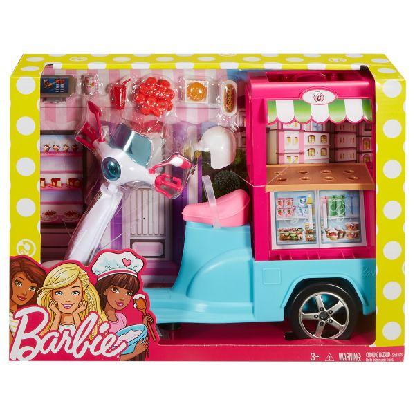 Barbie Snack Roller Puppen Zubehör