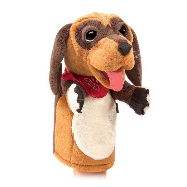 Bühnenpuppe Hund