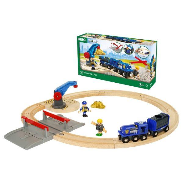 Polizei Goldtransport-Set