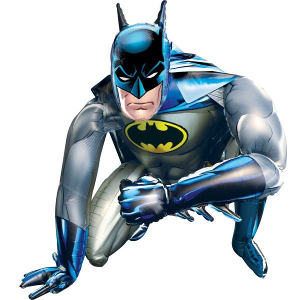FB Batman laufend 91x111cm