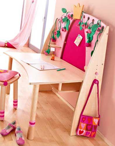 Schreibtisch Dornröschen