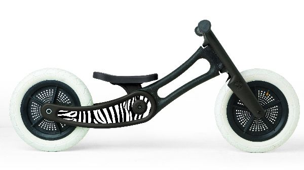 Sticker Pack für Recycling Bike Zebra