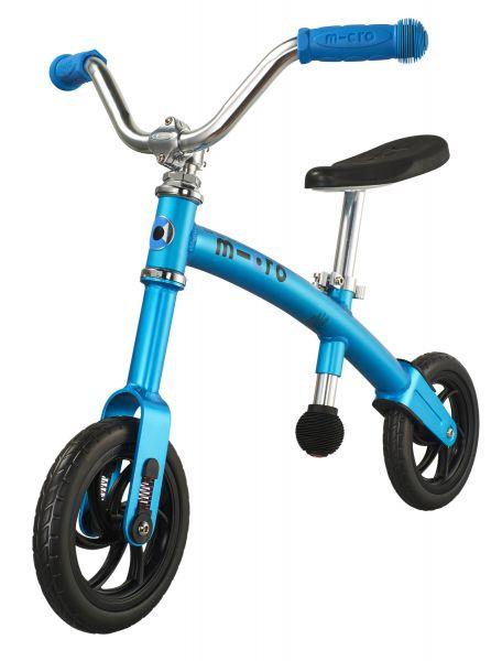 G-Bike Chopper Deluxe Blue