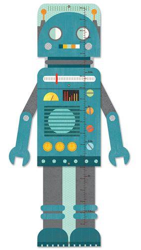 Wandmeter Roboter