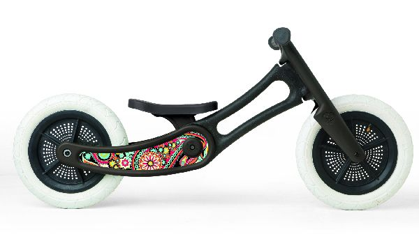 Sticker Pack für Recycling Bike Paisley