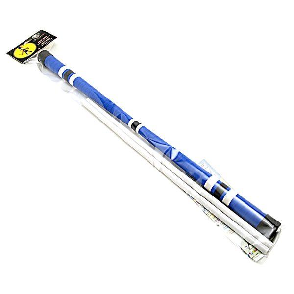 Devil Stick Set, blau
