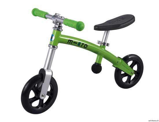 G-Bike green