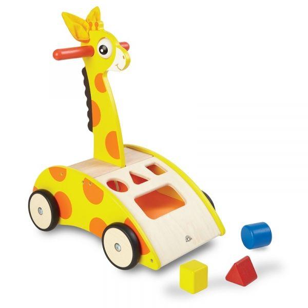 Giraffe Walker Lauflernwagen