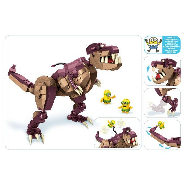 Minions Dino-Ritt