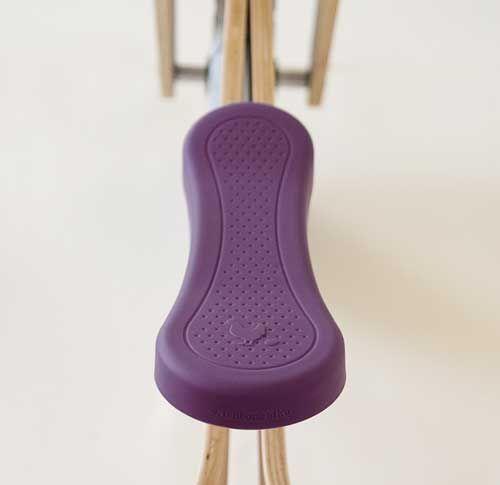 Bike Seat Cover Violett