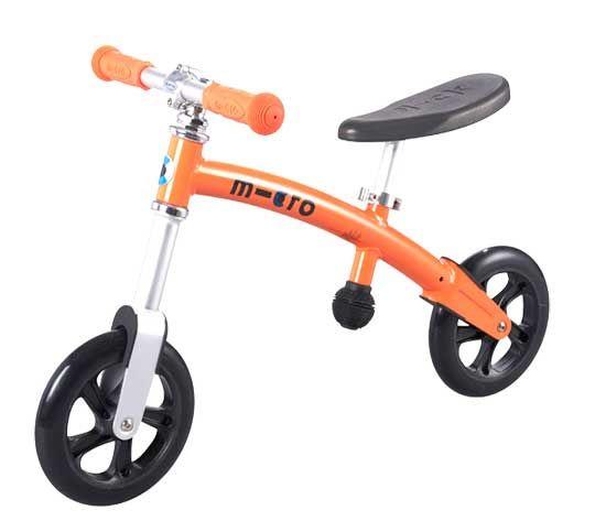 G-Bike orange