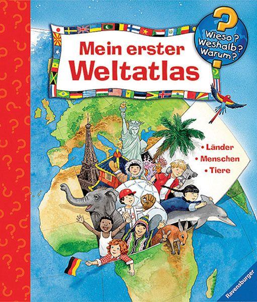 Buch - Mein erster Weltatlas