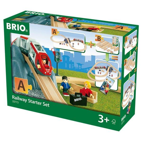 Bahn Starter Set