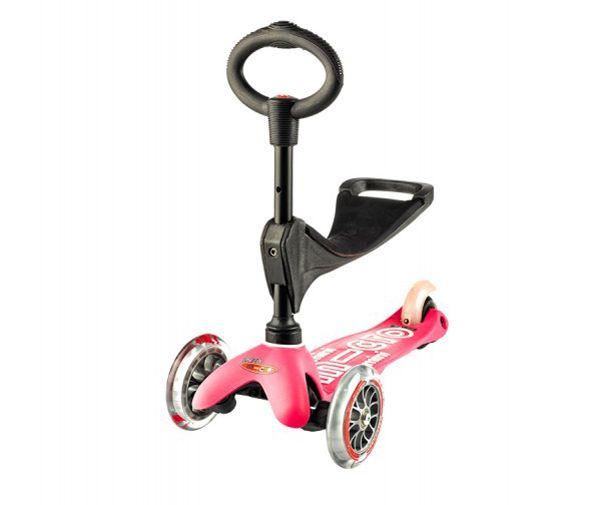 Mini Micro 3 in 1 Deluxe pink