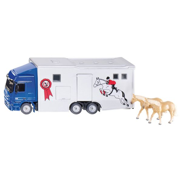 Pferdetransporter