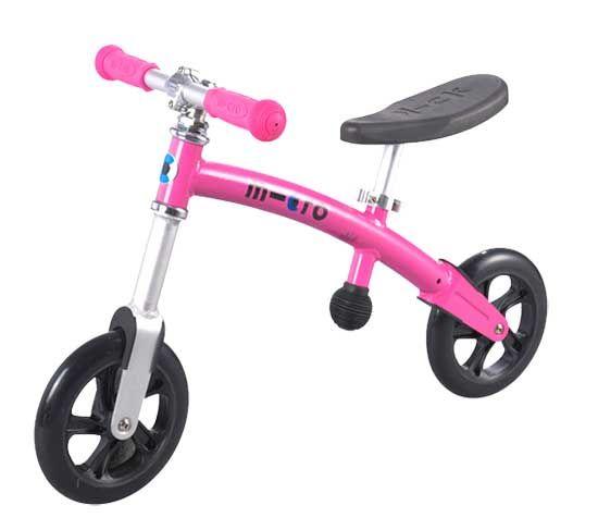 G-Bike pink