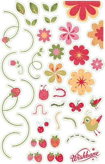 Sticker Pack Flower