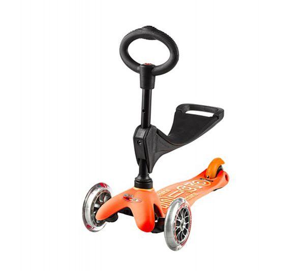 Mini Micro 3 in 1 Deluxe orange
